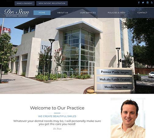 Bay Area, Palo Alto Web Design