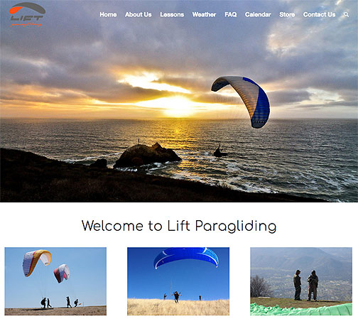 Half Moon Bay Area Web Design